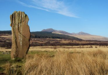 Walk 2 - Menhir On Machrie Moor