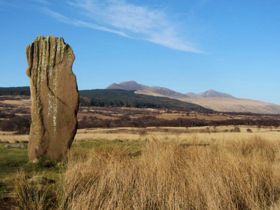 Walk 2 - Menhir On Machrie Moor