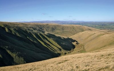 From the flanks of Green Bell into Great Swindale