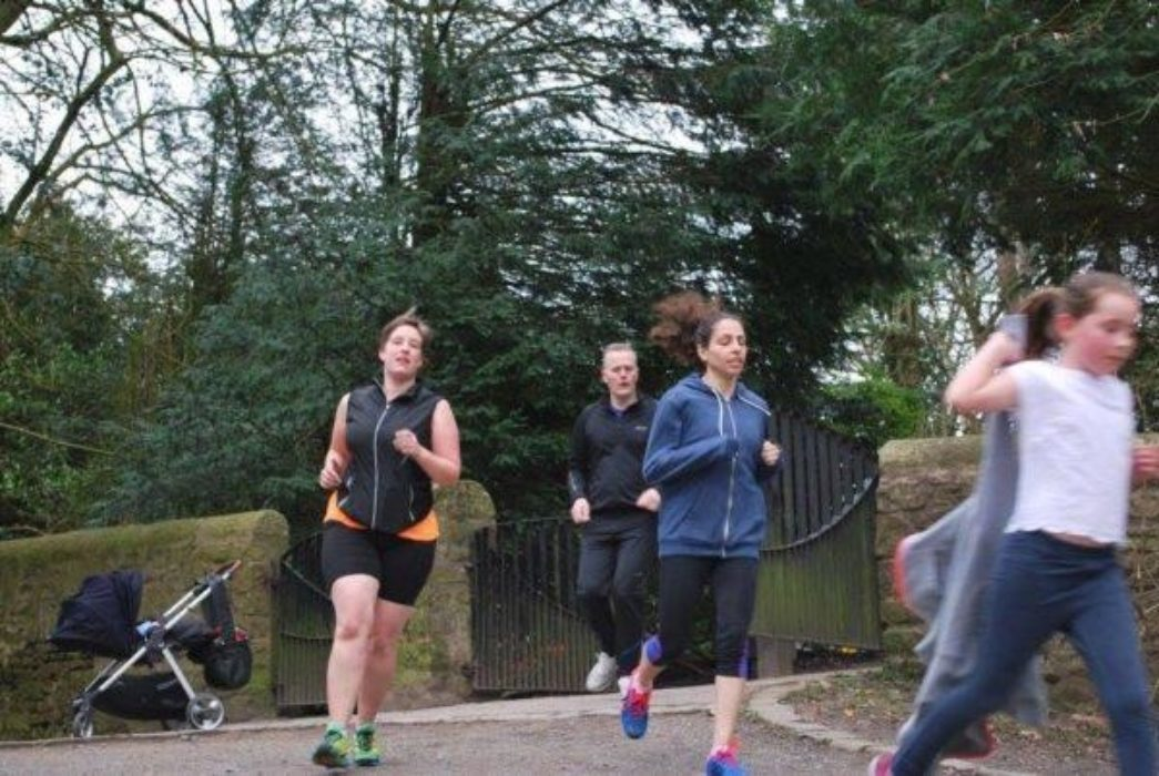 Lancaster Parkrun - it's A Hilly One