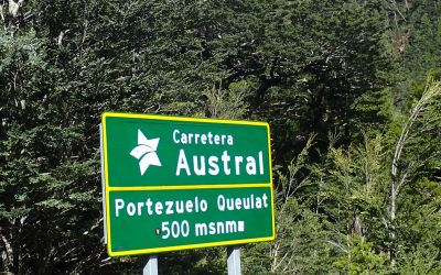 Carratera Austral Sign