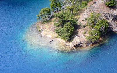 Clear Glacial Water