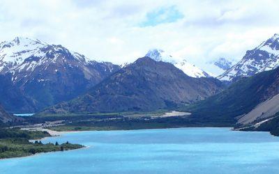 Lago Jeinimeni Banner