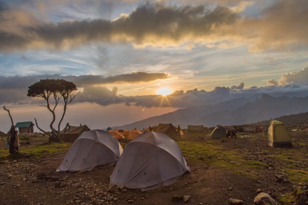 104 Camp On The Shira Plateau By Potifor And Shutterstock