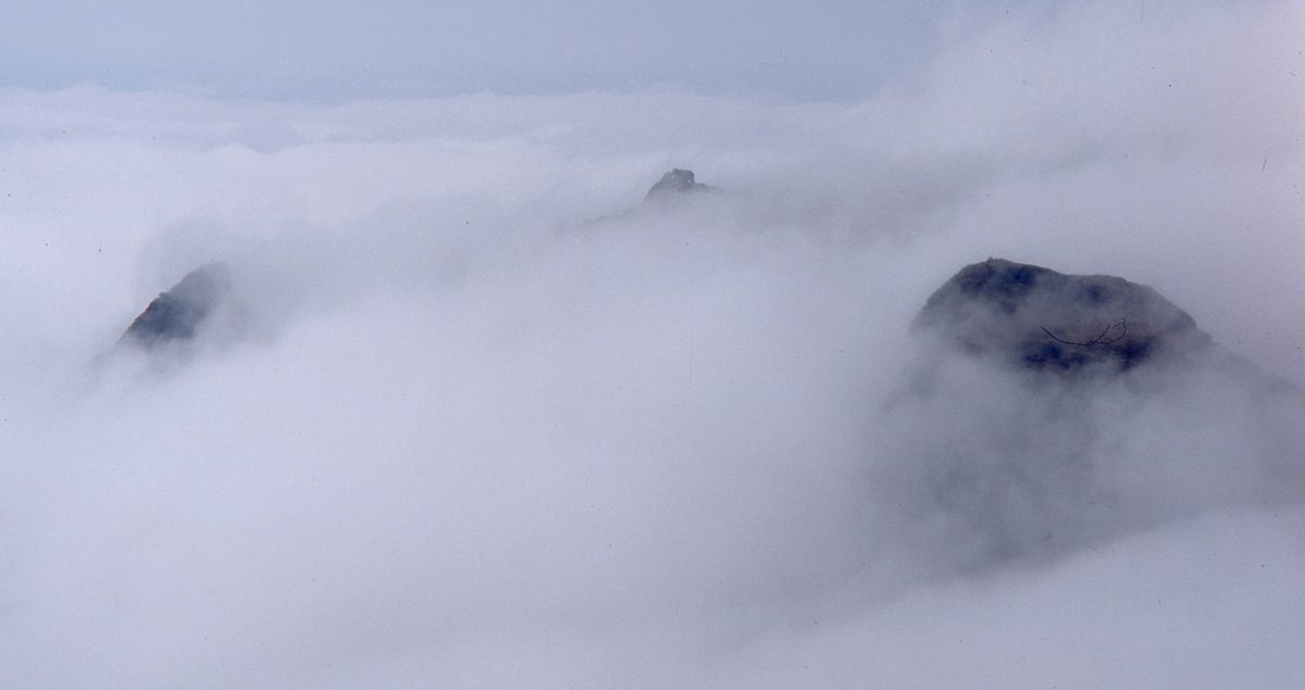 Three Tops Of The Cobbler