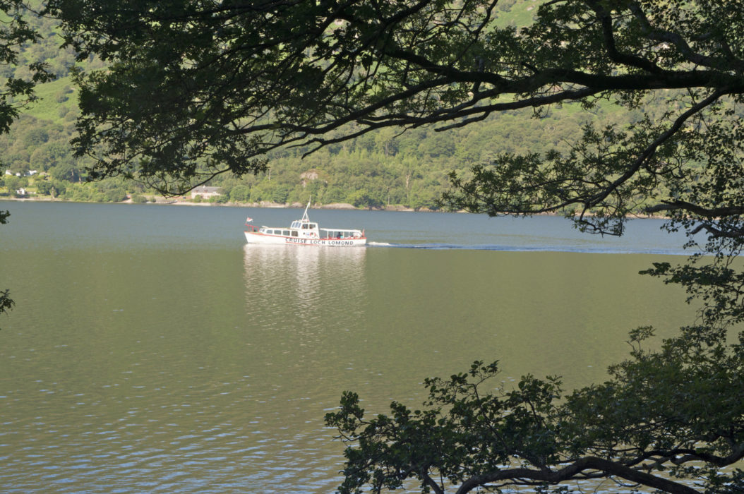 The Cruise Loch Lomond Waterbus