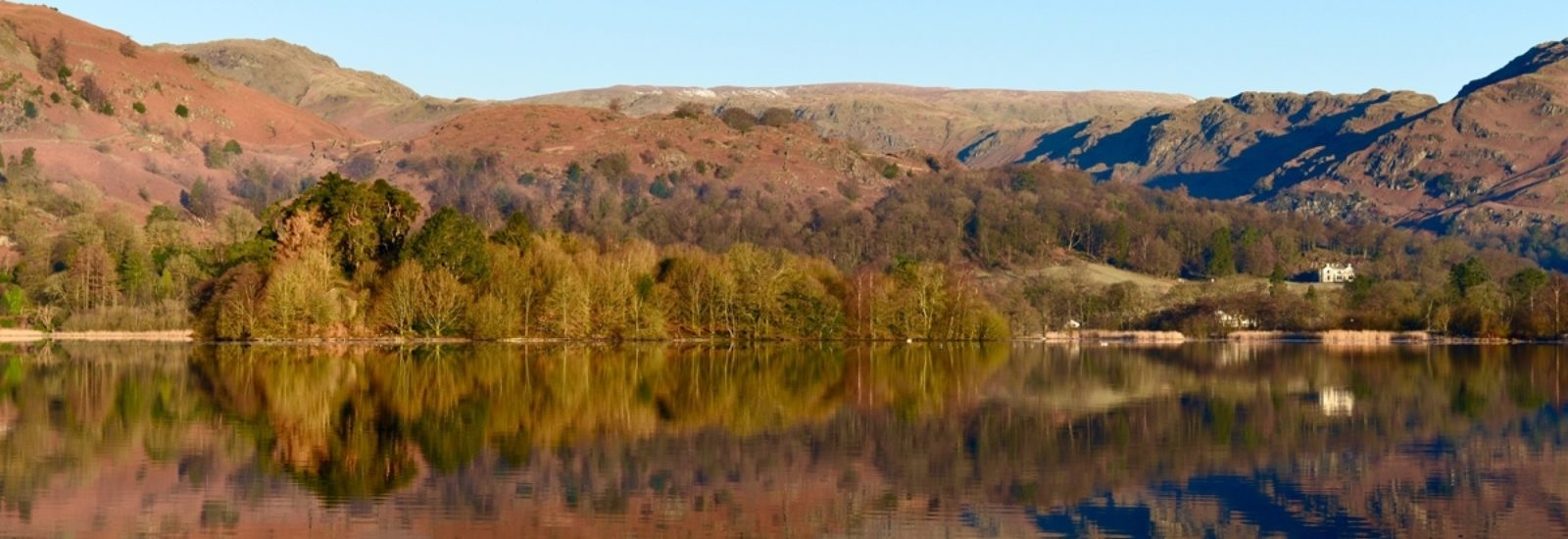 The Lake District in the Spring