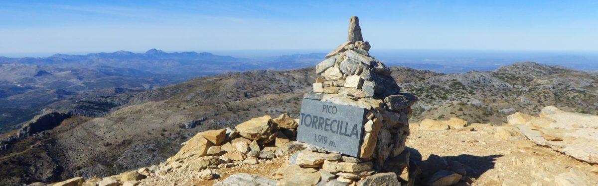 Sierra De La Nieves The Summit Of La Torrecilla