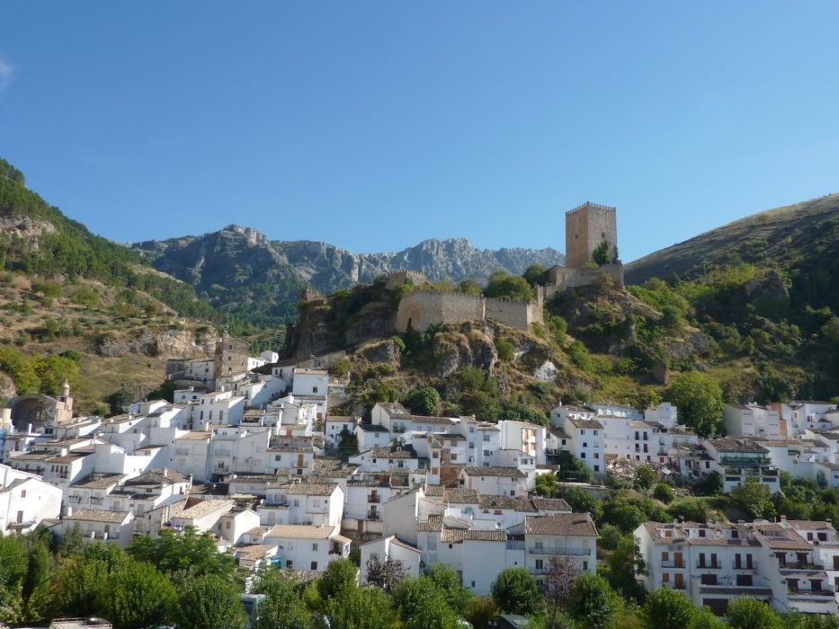 Cazorla The Town And Its Castle