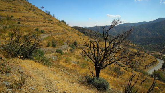 Hills Above Lazania