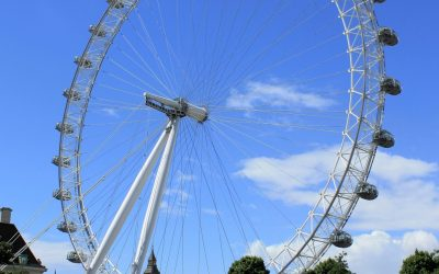 P003  And Ends Beside The London Eye
