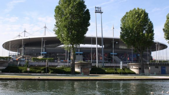 P018 The Stade De France Where The Opening Ceremony Of The Paris Olympics Will Be Held In 2024