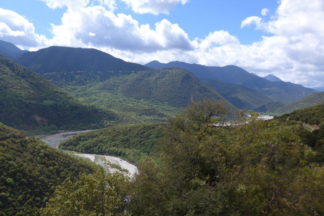 006 Megdhovas River Valley