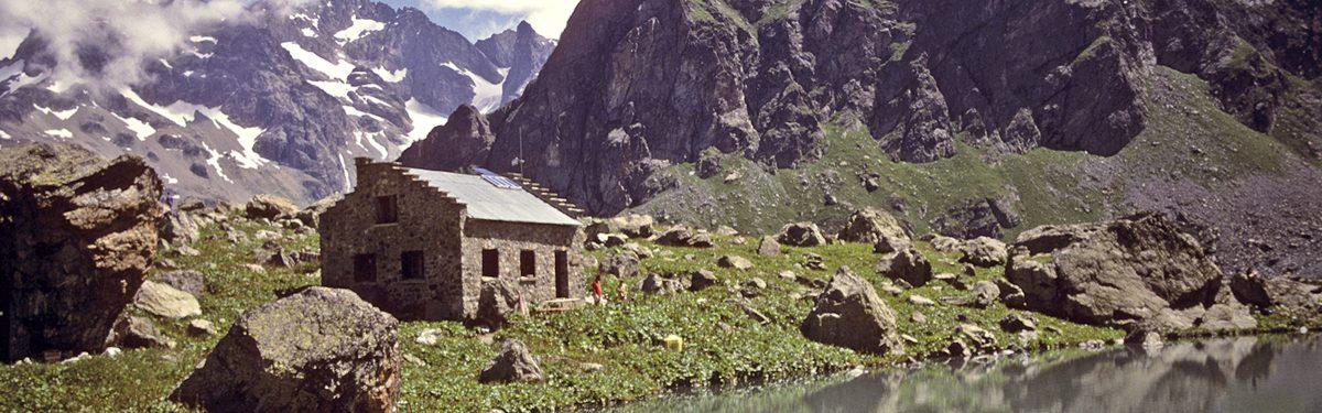 The original Refuge de Vallonpierre