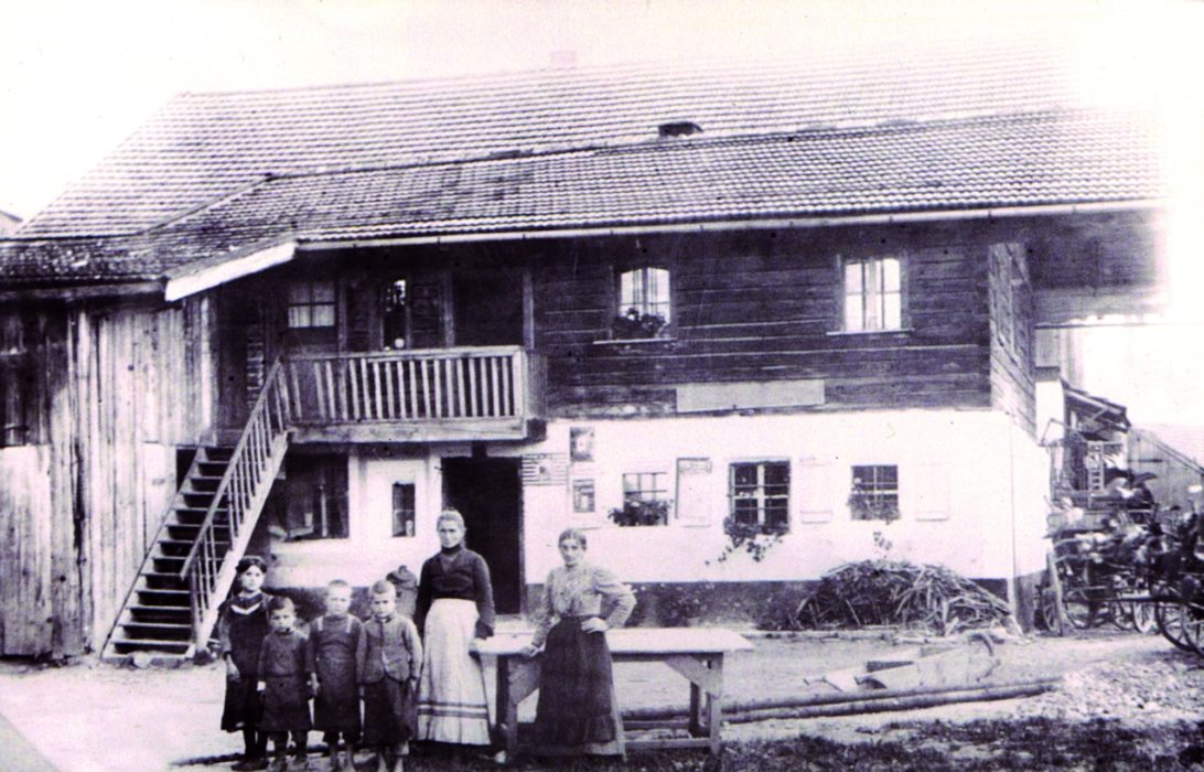 Meindl Haus 1918
