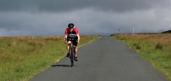 Cycling the 170-mile Way of the Roses in a day