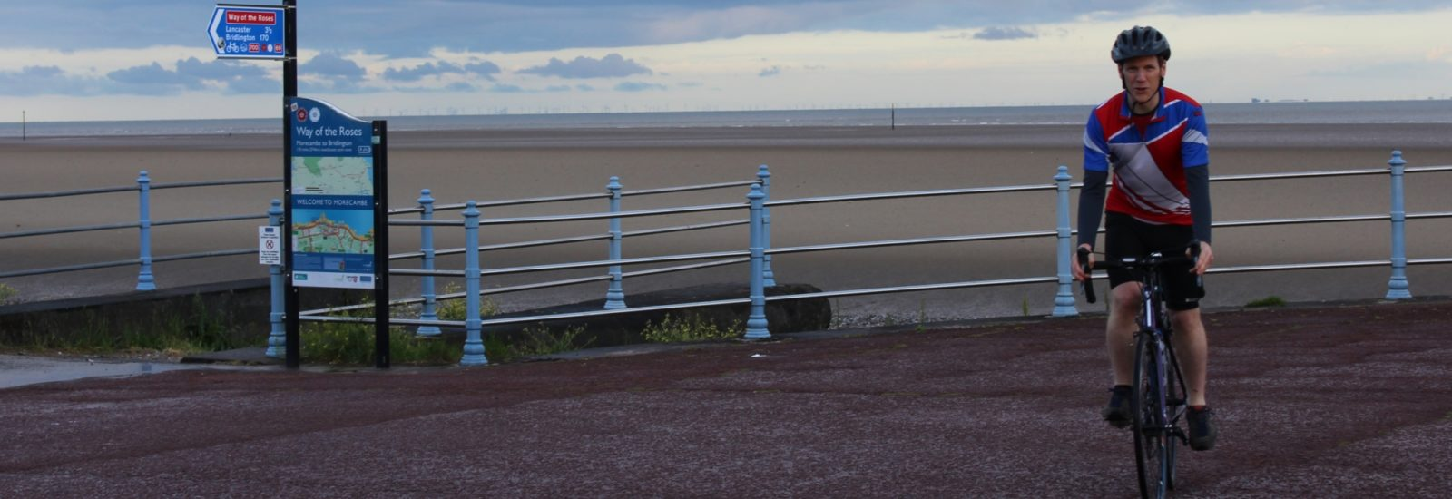 Crop0201 5:45am Starting My Bid For The East Coast A Cool Early Morning Escape From Morecambe