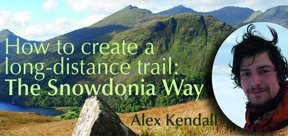 Cicerone Event: 11th May, Kendal – How to create a long-distance trail: The Snowdonia Way