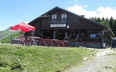 9  Mountain Cafe At Col De Bassachaux