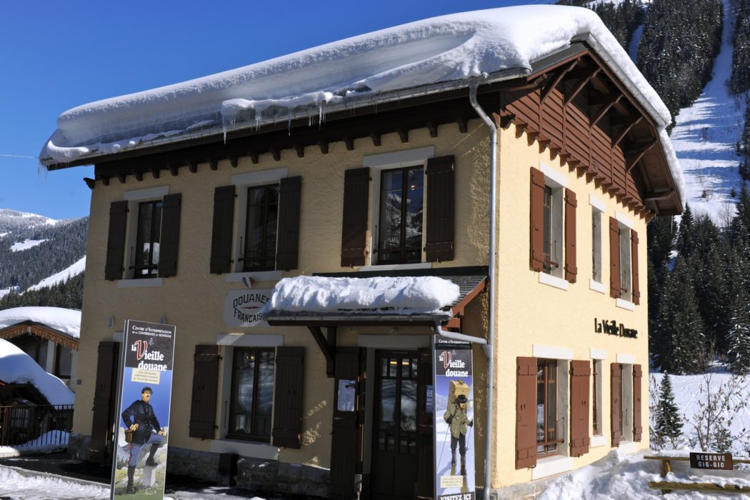 1  Museum Of Smuggling At La Vieille Douane In Winter