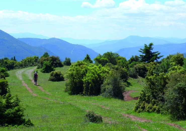 An intro to… the Peloponnese Way