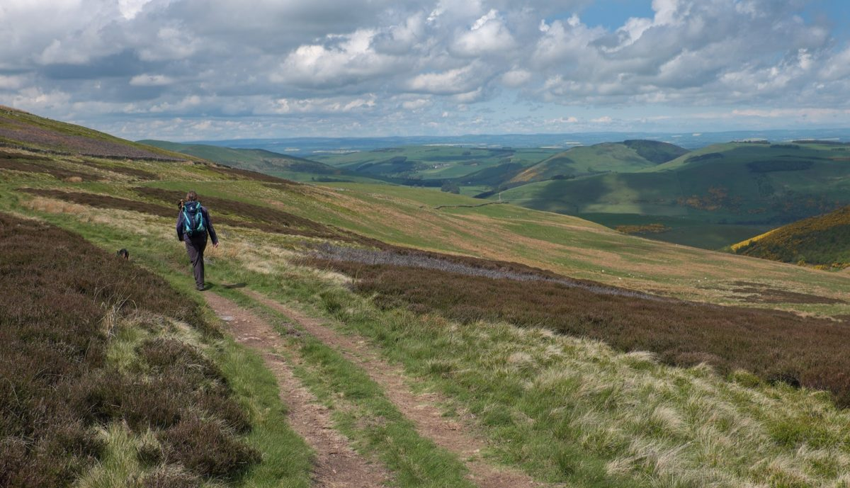 1 Big Skies And Wide Open Spaces In Northumberland National Park