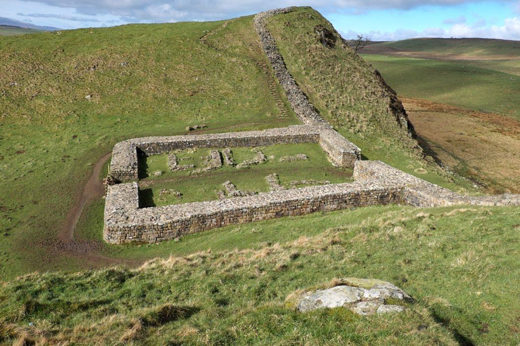 6 Milecastle On Hadrian's Wall