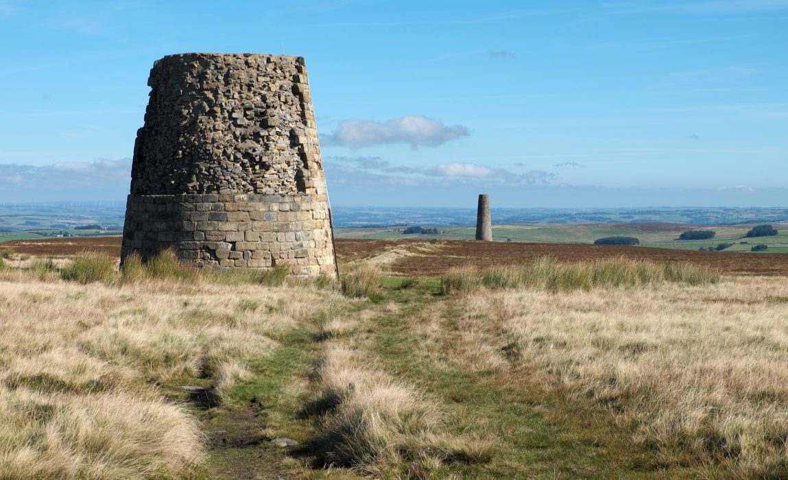 8 Lead Mining Remains On The Moors Above Allendale