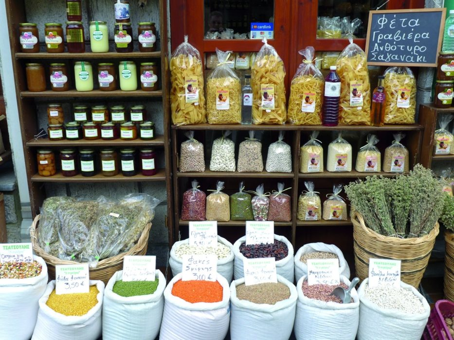Local Produce For Sale In Vitina