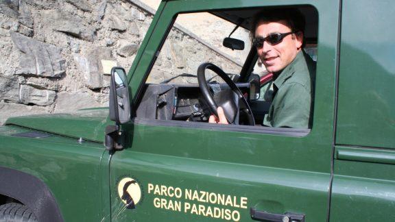 2 Ranger At The Parco Nazionale Del Gran Paradiso