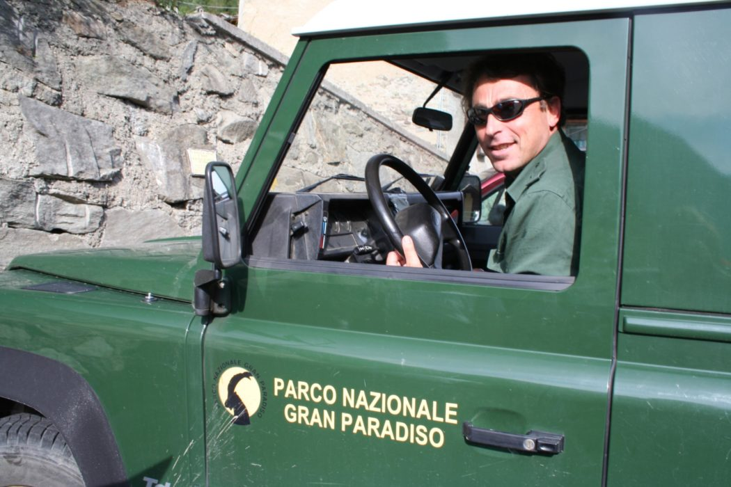 2 Ranger At The Parco Nazionale Del Gran Paradiso