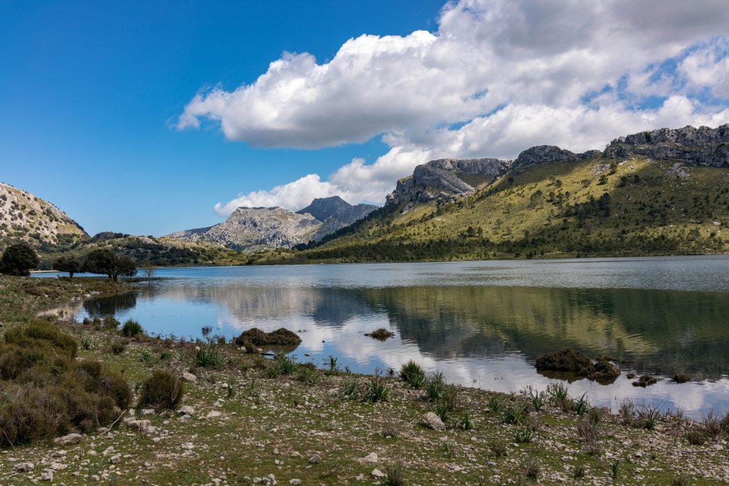 The Cuber Reservoir