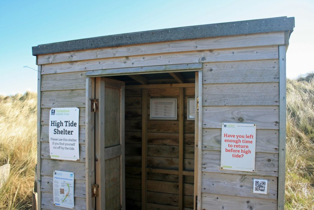 High Tide Shelter