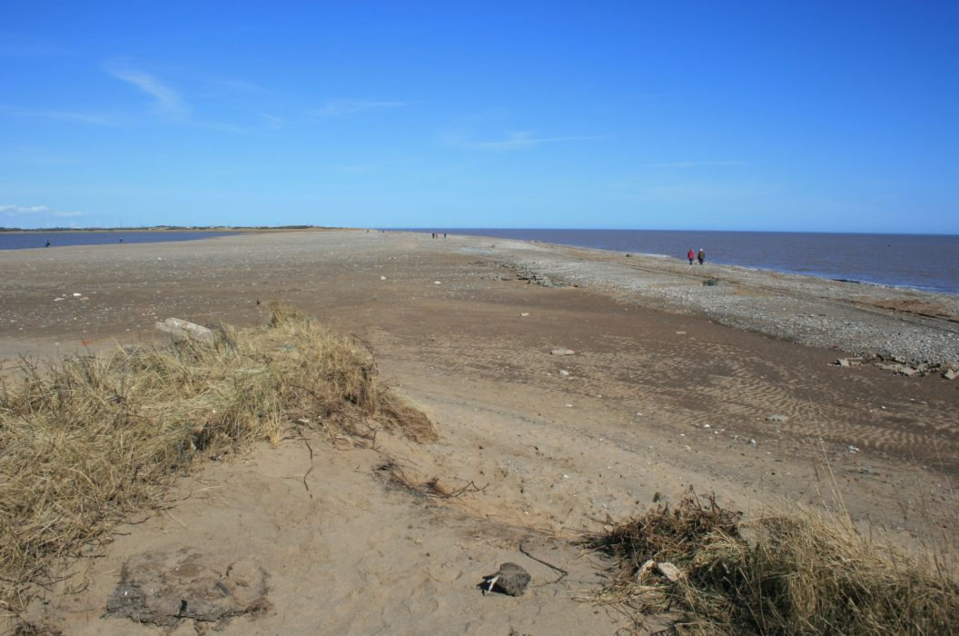 The Wash Over At Spurn