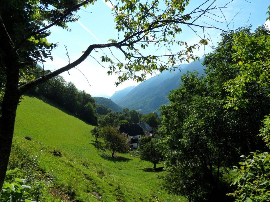 The Beautiful Julian Alps