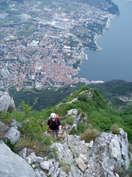 Via Ferrata Riva Del Garda