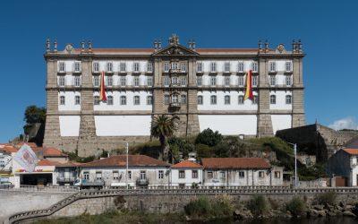 Coastal Camino: Mosteiro De Santa Clara Vila Do Conde