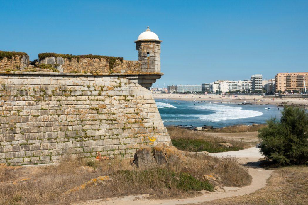 Coastal Camino: Forte De Sao Francisco Xavier, Porto