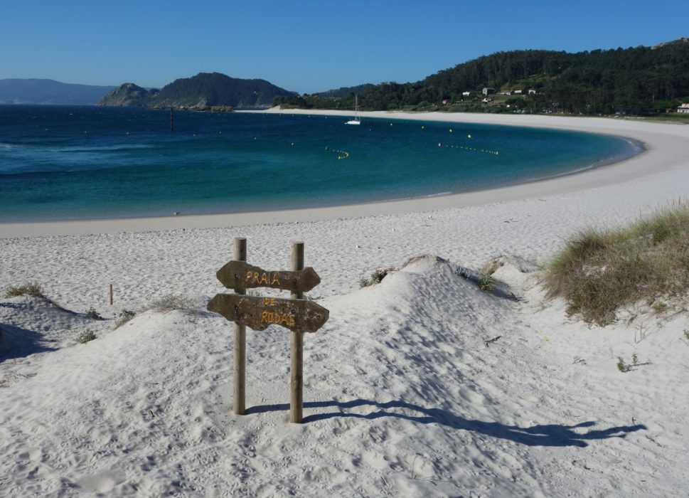 Coastal Camino: Stunning Beaches On The Cies Islands, A Ferry Ride From Baiona Or Vigo