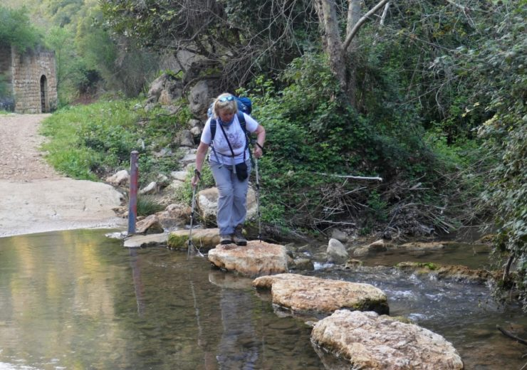 The Yam el Yam trail – walking from sea to sea across Israel