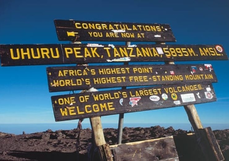 Choosing a route to climb Kilimanjaro