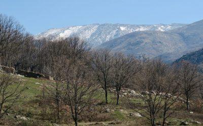 The Sierra de Tormantos