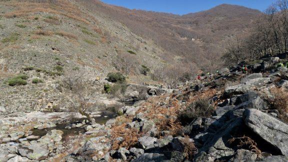 Towards Puente Nuevo
