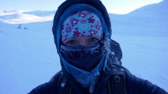 Getting colder