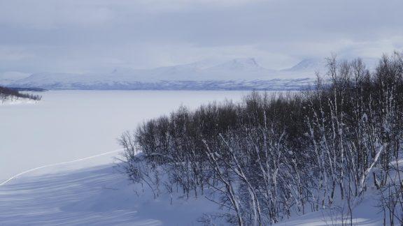 North of Abisko