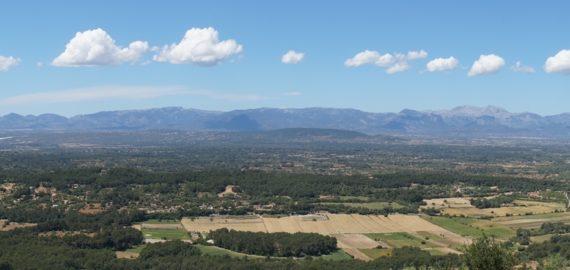 The entire Serra de Tramuntana is a designated World Heritage Site