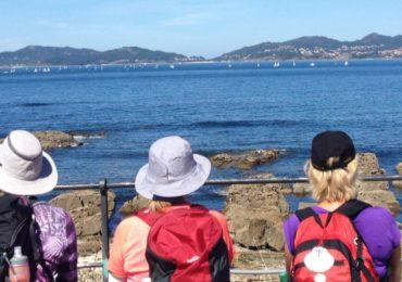 Enjoying the Camino Portugues