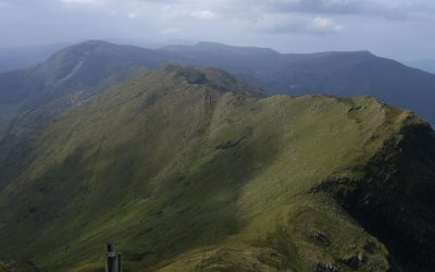 Section One: Looking back from Mullaghanatin