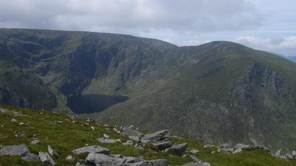 Section Three: Glenacappul and Mangerton North from Stoompa