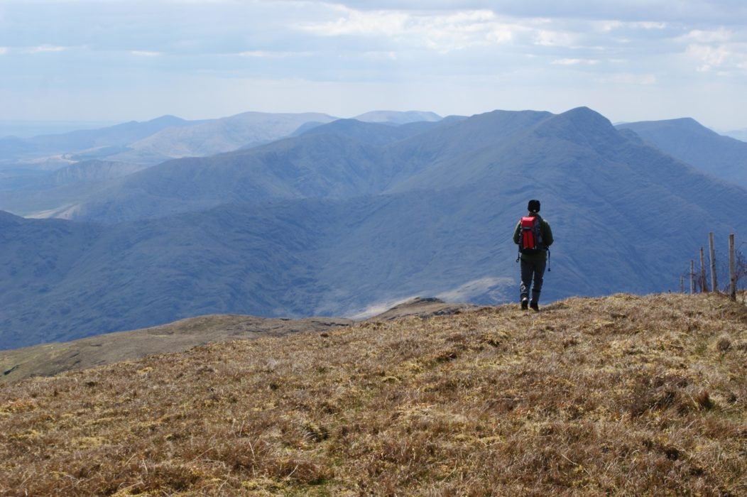 Section Two: Looking from Stumpa Duloigh to Mullaghanattin